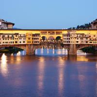 Ponte Vecchio op ca. 15 minuten wandelen