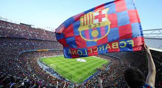 Camp Nou op ca. 15 minuten afstand (per tram).