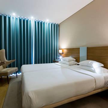 Voorbeeldkamer Standaard Hotel Meira