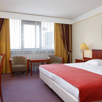NH Hotel- hotelkamer