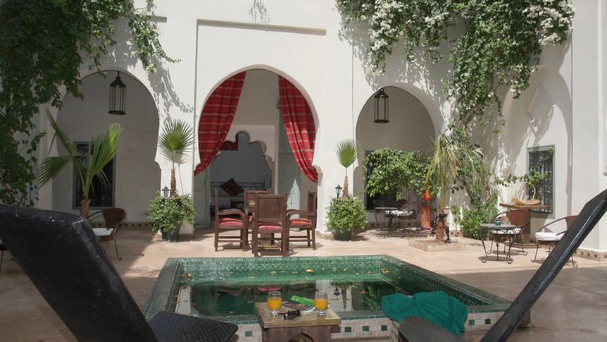 Terras Riad Dar Bounouar