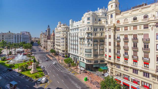 Omgeving Hotel Casual Valencia del Cine