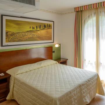 Voorbeeldkamer Hotel Sovestro