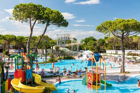 Last minute camping vakantie Venetiaanse Riviera 🏕️Camping Residence Village