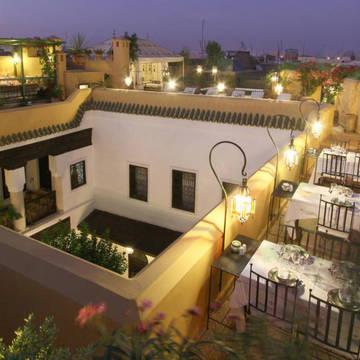 Sfeer Hotel Riad Karmela
