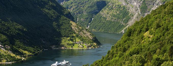 Groepsreis Noorwegen