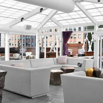lounge Hotel Hilton garden Inn times square