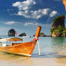 Vliegvakanties Thailand
