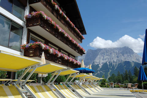 Last minute autovakantie Tirol 🚗️Hotel Edelweiss