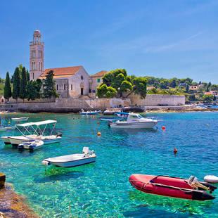 plaatsje in Dalmatie