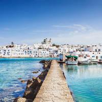 12-daagse vlieg-busrondreis Juwelen van de Cycladen - Santorini