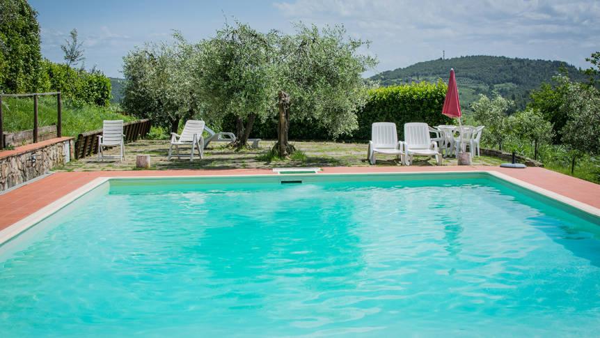 Zwembad Agriturismo Torraiolo