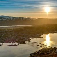 10 daagse fly drive Tromsø, Lofoten Vesterålen