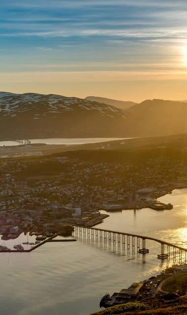 10-daagse fly-drive Tromsø, Lofoten & Vesterålen