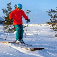 Skiën Salla