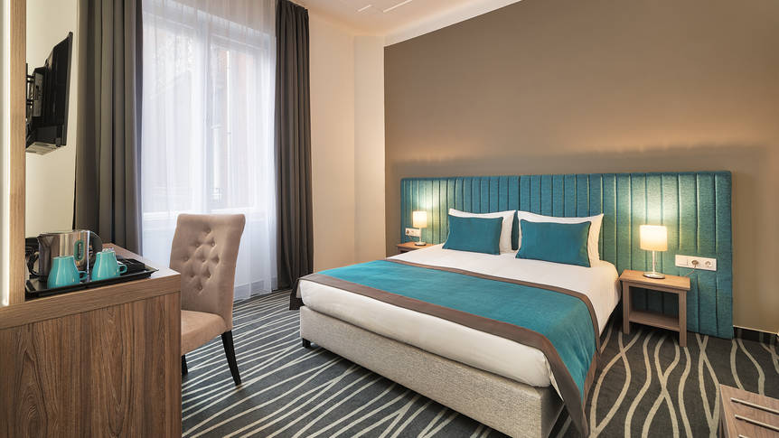 Kamer Arcadia Hotel