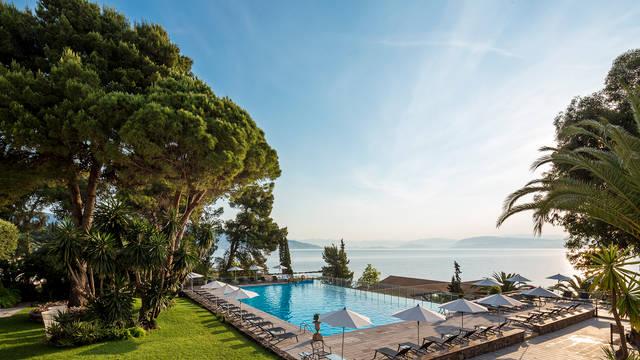 Zwembad Kontokali Bay Resort & Spa