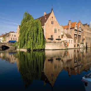 sfeer Brugge