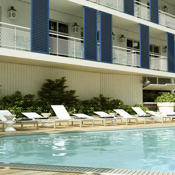 Zwembad Hotel Delamar - adults only