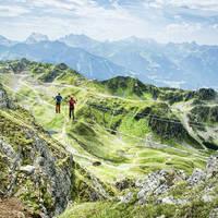 Kletterteig Hochjoch - Silvretta Montafon
