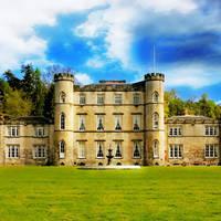 Melville Castle Hotel exterieur