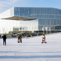 Oslo Deichman Bibliotheek - Foto: Tord Baklund