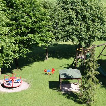 Speelplaats Appartementen Chiemgau (Familieaanbieding)