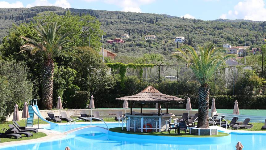 Zwembad Pegasus Hotel