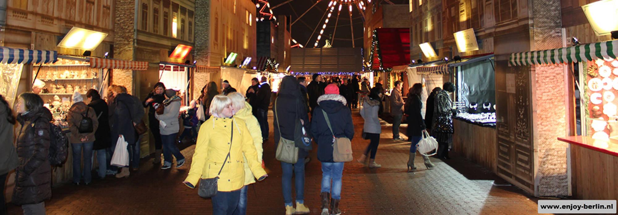 Kerstmarkt Berlijn 2019 Kom In De Kerstsfeer