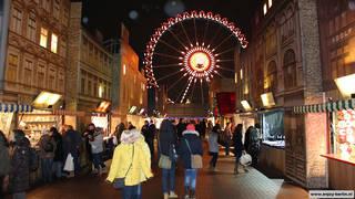 Berlijn kerstmarkt