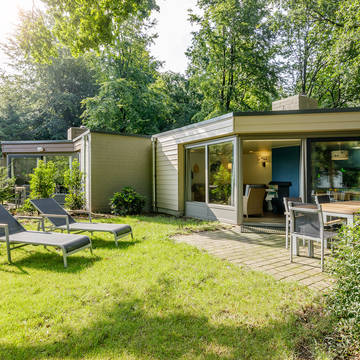 Voorbeeld Comfort Cottage Vernieuwd Vakantiepark Center Parcs De Eemhof