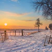 Kerstreis, kerstmarkt, Nederland, Drenthe
