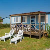 Voorbeeld stacaravan Classic Seaside