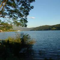 Millstätter See von Westen