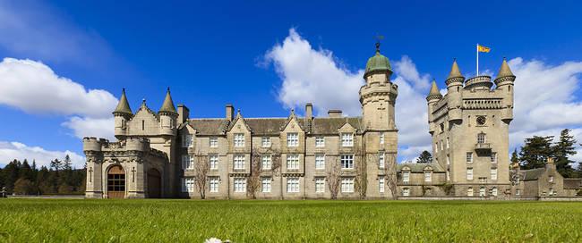 Royal Deeside - Balmoral Castle