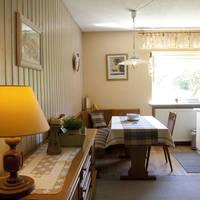 Keuken met zithoek