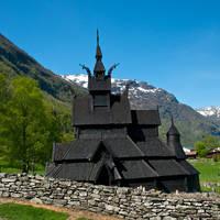 Borgund- staafkerk