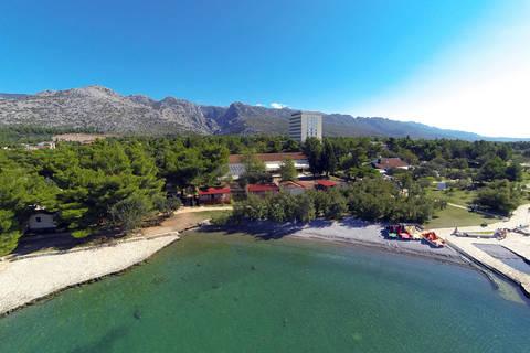Super vakantie Dalmatië 🏕️Camping Paklenica