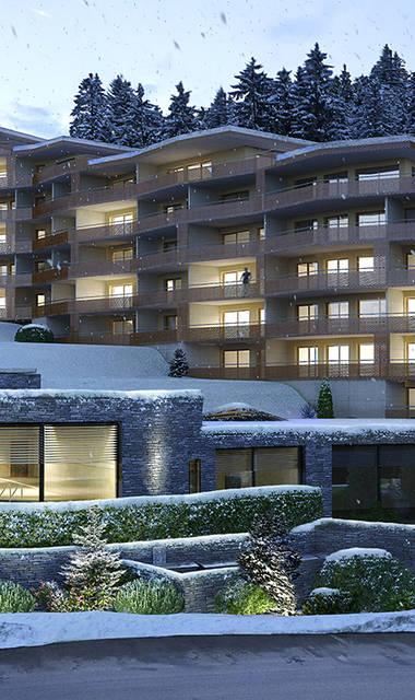Appartementen Peaks Place thumbnail