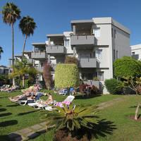 Zonvakantie Aparthotel HG Tenerife Sur in Los Cristianos (Tenerife, Spanje)