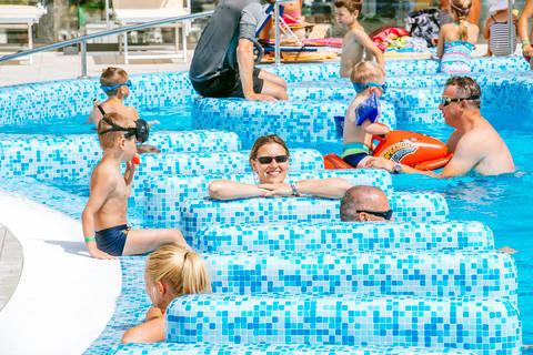 Last minute camping vakantie Dalmatië 🏕️Camping Zaton Holiday Resort