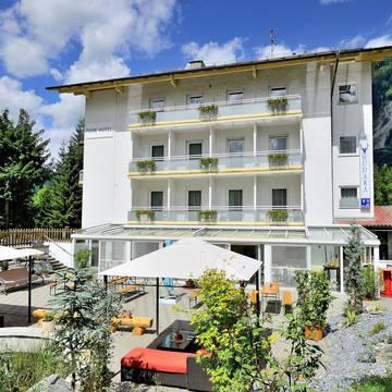 Buitenaanzicht Park Hotel Gastein