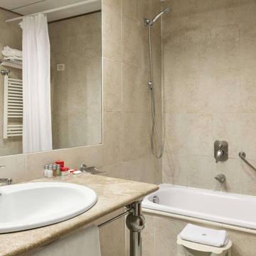 Badkamer Hotel Ramada Naples