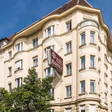 Exterieur Hotel Erzherzog Rainer