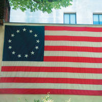 Philadelphia - de eerste Stars & Stripes