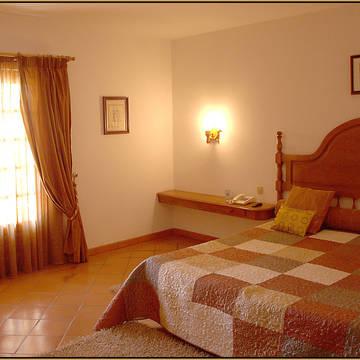 Voorbeeld standaard kamer  Hotel Quinta da Lagoa