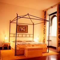 Slaapkamer Pousada Alvito
