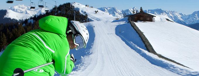 Wintersport Maria Alm