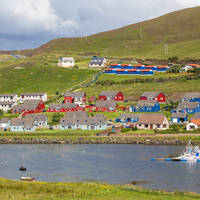Shetland - Scalloway