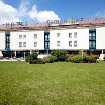 Exterieur Hotel Campanile Bussy St. Georges